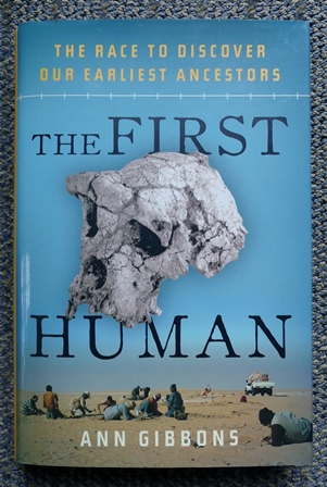 Image for THE FIRST HUMAN:  THE RACE TO DISCOVER OUR EARLIEST ANCESTORS.