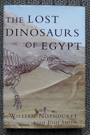 Image for THE LOST DINOSAURS OF EGYPT