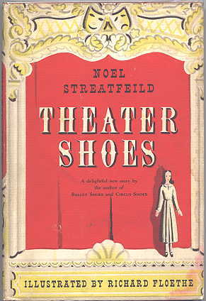 Image for THEATER SHOES OR OTHER PEOPLE'S SHOES.  (THEATRE SHOES).