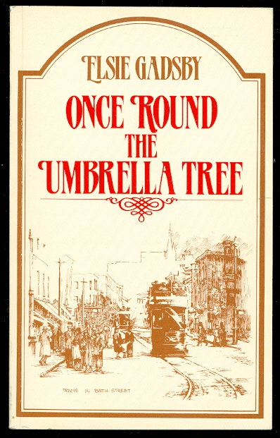 Image for ONCE ROUND THE UMBRELLA TREE.
