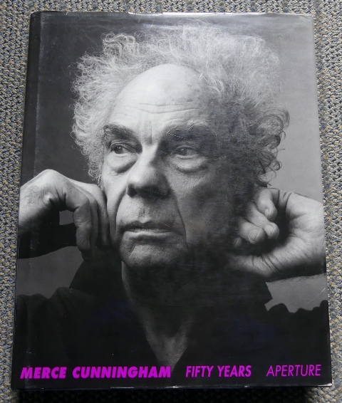 Image for MERCE CUNNINGHAM:  FIFTY YEARS.