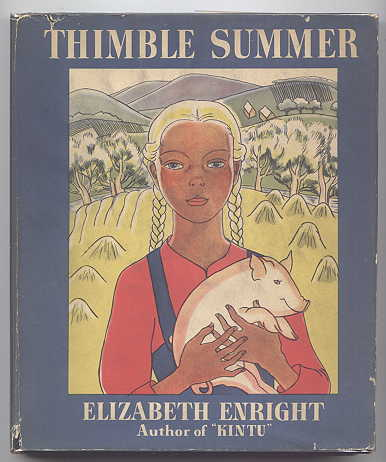 Image for THIMBLE SUMMER.