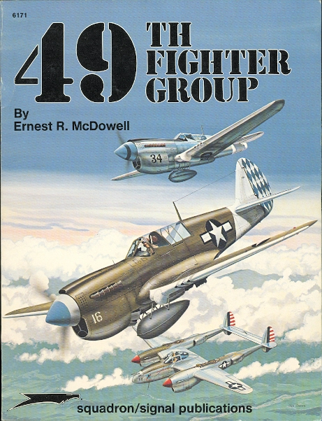 Image for 49TH FIGHTER GROUP.  (SQUADRON/SIGNAL.)